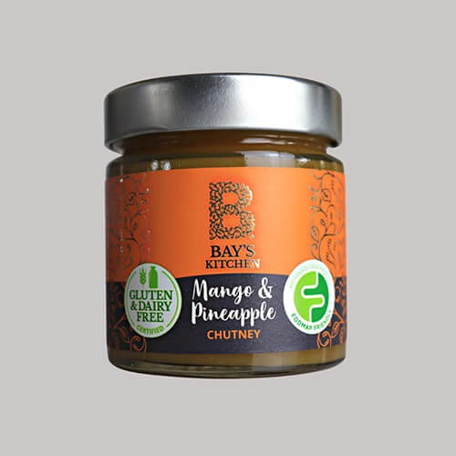 Bays Kitchen Mango Pineapple Chutney