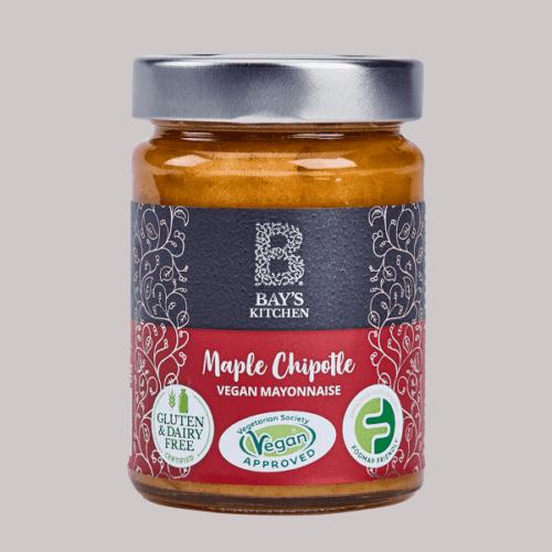 Bays Kitchen Maple Chipotle Vegan Mayonnaise
