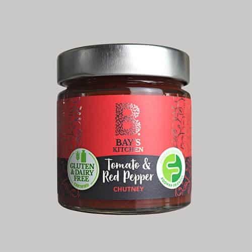 Bays Kitchen Tomato Red Pepper Chutney