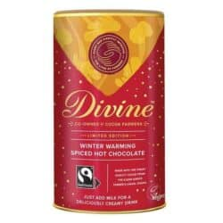 Divine Winter Warming Spiced Hot Chocolate