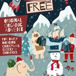 Moo Free Original Organic Advent Calendar