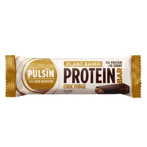Pulsin Choc Fudge Protein Bar
