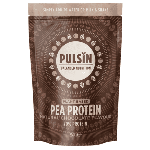 Pulsin Pea Protein Chocolate Flavour