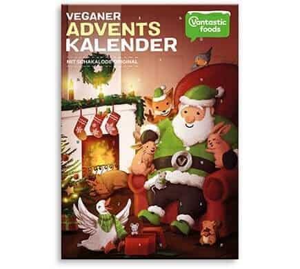 Vantastic foods ORIGINAL SCHAKALODE advent calendar