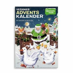 Vantastic foods WHITE SCHAKALODE advent calendar
